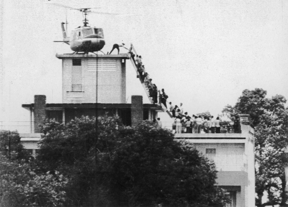 30 de Abril de 1975: Queda de Saigon