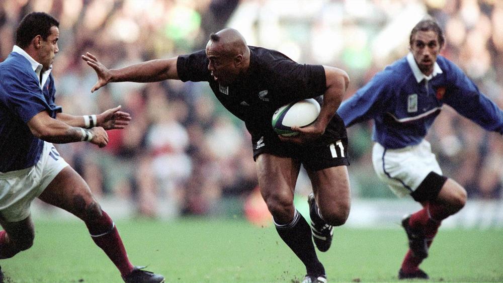 Ursula - Rugby coupe du monde 1999 ...